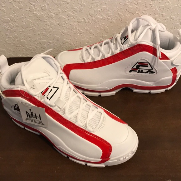 Fila Men's Grant Hill 2 Sneakers NWT